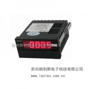 支架螺釘固定數顯盤面表操作方法LSM32DY1型-- 蘇州朗利斯電子科技有限公司