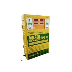 可选配广告显示灯太仓 投币刷卡式 小区电动车充电站-- 苏州润联电子技术有限公司