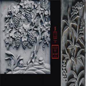 古建筑砖雕挂板 青砖雕刻工艺品销售-- 河南省天目装饰材料有限公司