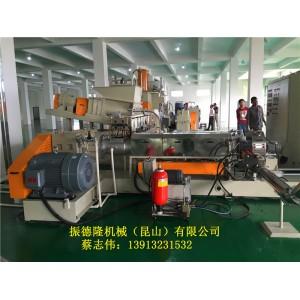 PVC电缆料造粒机,PVC造粒机 新价格-- 昆山森德莫瑞金属制品有限公司