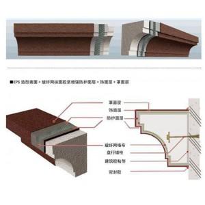 河南eps装饰线条 高品质eps建材销售-- 河南省天目装饰材料有限公司