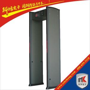 汕头电子厂安检门、五金厂安检门、两排门柱灯,数码显示-- 中山市科鸿电子科技有限公司