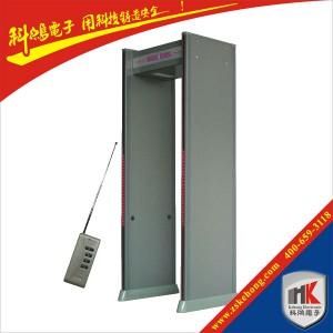 江门安检门、AT300A防雨安检门,数码显示-- 中山市科鸿电子科技有限公司