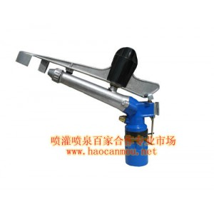雨水PY30型金属换向喷枪,灌溉喷枪,防尘喷枪-- 郑州市管城区雨水灌排器材经营部