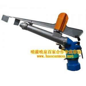 雨水PY50型金属换向喷枪,农田灌溉设备,煤场防尘设备-- 郑州市管城区雨水灌排器材经营部