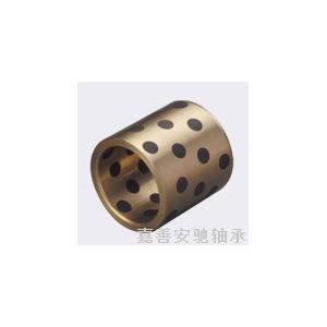 JDB-650固体镶嵌自润滑轴承|石墨铜套