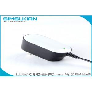 12V2.5A电源适配器通过CCC认证-- 深圳市森树强电子科技有限公司