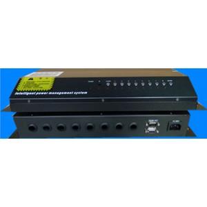 8路強電控制器 串口電源時序器 燈光電源控制器中控電源控制器-- 廣州市鑫控科技有限公司