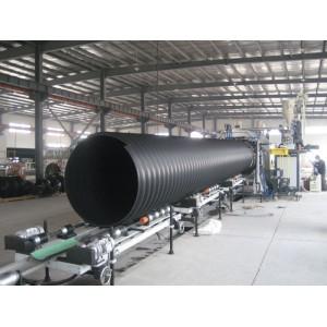 厂家直销浩赛特牌大口径波纹管生产线-- 青岛浩赛特塑料机械有限公司