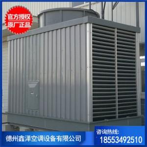 方形300T冷却塔,方形逆流式玻璃钢冷却塔-- 德州鑫泽空调设备有限公司