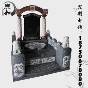 惠安石雕墓碑批發 多種款式 出口歐式豪華墓群 可加工定制-- 富士熙和石業
