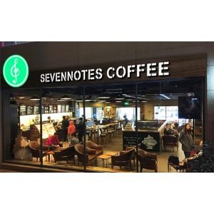 咖啡暴利润?7咖啡跟你聊聊-- 广州谷胜饮食管理有限公司