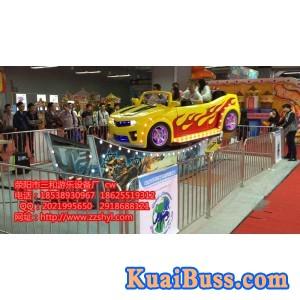 极速飞车丨儿童游乐设备丨轨道型游乐设备丨厂家低价销售-- 荥阳市星河游乐设备厂