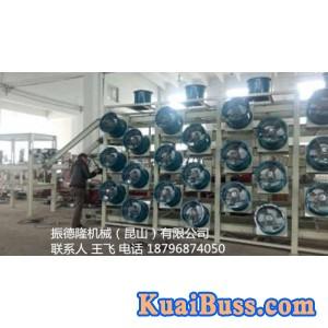上海厂家供应橡胶冷片机 冷却机高效节能-- 振德隆机械(昆山)有限公司