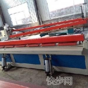 PVC板材折弯机行业专属设备-- 兄弟联赢塑料焊接设备有限公司