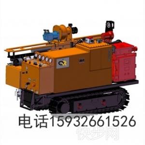 CMS1-1200/30型煤矿用深孔钻车 煤矿履带钻机-- 河北启睿机械设备制造有限公司
