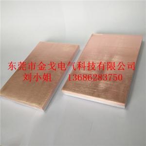 各种规格型号铜铝复合通讯基板,铜铝