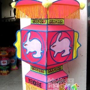 氛围灯笼  手提灯笼   节日灯笼   猜灯谜灯笼-- 自贡尚美文化艺术有限公司
