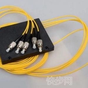 盒式分光器1分4尾纖式分光器FC圓頭光分路器電信級-- 慈溪市科成通信科技有限公司