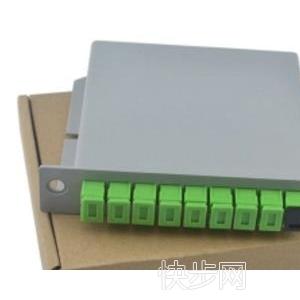 光纤分路器插片式1分8光分路器SC APC-- 慈溪市科成通信科技有限公司