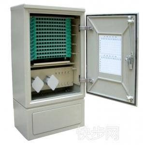 光缆交接箱室外壁挂式96芯SMC材质288芯576芯满配-- 慈溪市科成通信科技有限公司