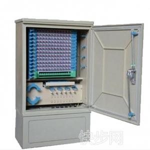 光缆交接箱144芯室外壁挂式96芯SMC材质 满配-- 慈溪市科成通信科技有限公司