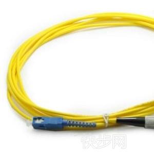 单模FC-SC跳线3米 单芯光纤转换线连接线光缆尾纤跳线-- 慈溪市科成通信科技有限公司