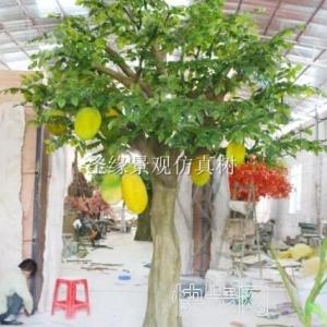人造仿真菠萝蜜树品质仿真菠萝蜜树正品-- 广州市庆缘景观园林设计有限公司
