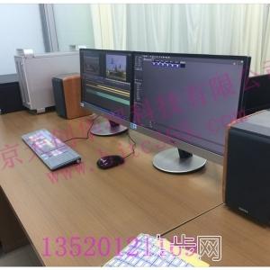 校园电视台  演播室 篮箱绿箱搭建-- 北京天创华视科技有限公司