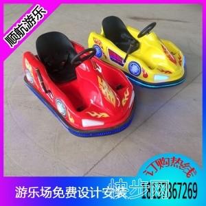 厂家直销现货供应儿童漂移卡丁车,后摆尾360度旋转漂移卡丁车-- 郑州市顺航游乐设备有限公司