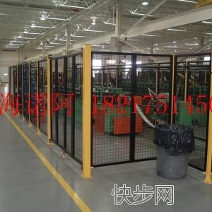 上海车间安全隔离栏、上海车间安全隔离栏生产商-- 上海诺阿机电工程有限公司