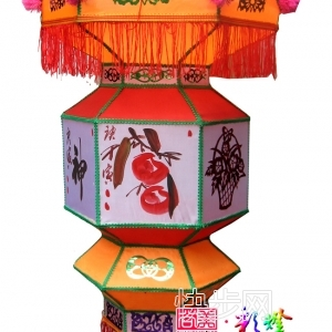 灯谜宫灯,彩灯,节日灯笼,手提灯笼,氛围灯笼-- 自贡尚美文化艺术有限公司