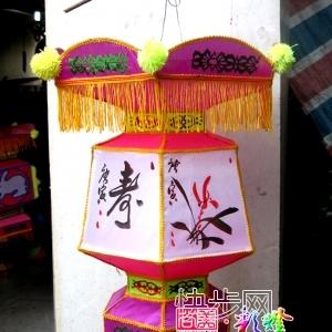 工艺宫灯  节日宫灯-- 自贡尚美文化艺术有限公司