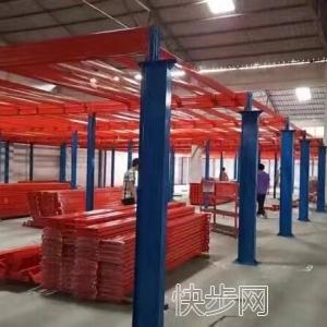 阁楼式货架,中型,重型阁楼货架-- 韶关顺发贸易有限公司