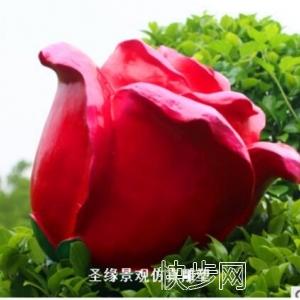 会所仿真大玫瑰花的购买价格多少仿真大玫瑰花购买哪里好-- 广州市庆缘景观园林设计有限公司