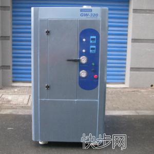 全气动钢网清洗机-- 昆山华运茂电子有限公司