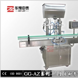 全自動膏體灌裝機-- 鄭州中泰機械設備有限公司