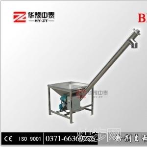 定做各種規格粉劑上料機、螺旋提升機-- 鄭州中泰機械設備有限公司