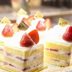 惠州賽西維烘焙學校教你草莓慕斯蛋糕的做法-- 楊陽