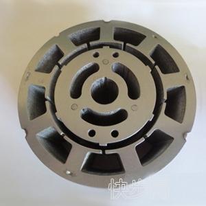 铁基粉末冶金电动机转子铁芯-- 石家庄精石新材料科技有限公司