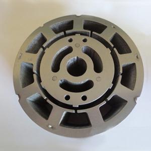 铁基粉末冶金电动机转子铁芯