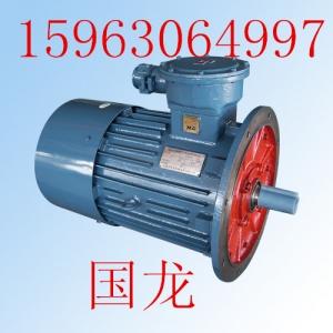 YBB30-4,YBB40-4耙斗机隔爆电机