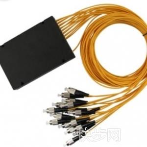 FC-PC盒式1分16分路器 尾纤式分光器  电信级网络级-- 慈溪市科成通信科技有限公司