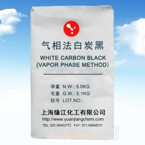 氣相法白炭黑  具有很強的補強性能  上海白炭黑本地直銷-- 上海緣江化工有限公司