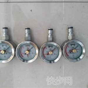 KZ-60/80煤礦用綜采支架抗震測壓表,廠家供貨測壓表-- 山東恒安電子科技銷售公司