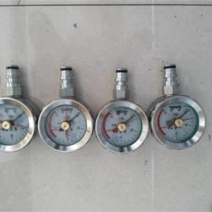 KZ-60/80煤矿用综采支架抗震测压表,