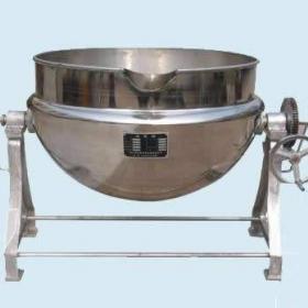 平潭带搅拌大型夹层锅 化糖优质夹层