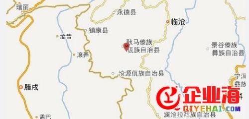云南临沧市耿马县发作3.5级地震 震源深度8千米