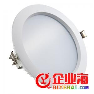 河北高端LED筒灯8英寸30W工厂质保五年-- 深圳市拓普绿色科技有限公司