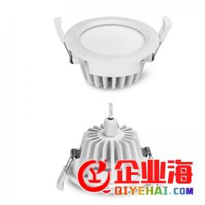 洗手间防水筒灯外壳套件厂家直供-- 深圳市拓普绿色科技有限公司